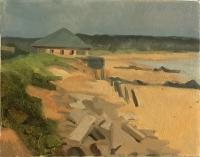 Mayo Beach, 12 x 16, o/c, 1983
